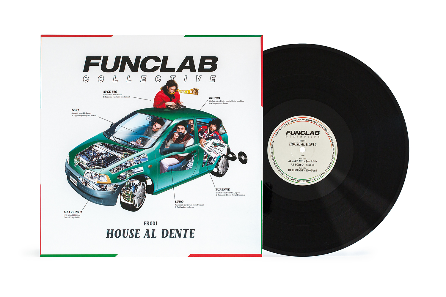 Funclab House Al Dente T-Shirt